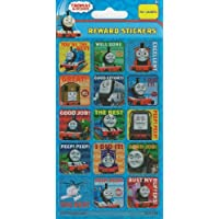 2 x Thomas and Friends Foiled Reward Stickers