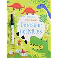 Wipe-Clean Dinosaur Activities (Wipe-Clean Activities) (Wipe-clean Books)