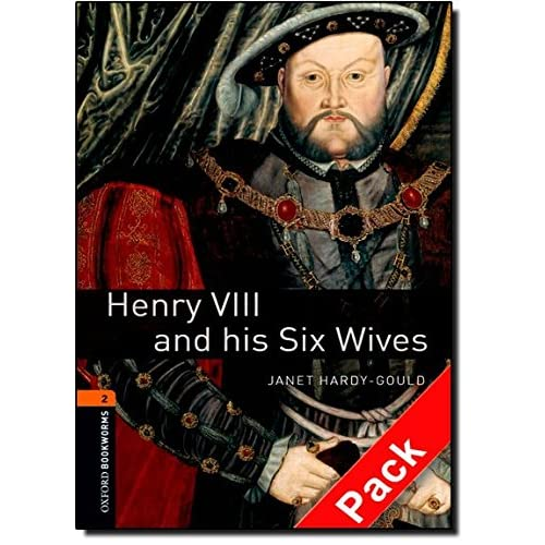 Henry VIII and his Six Wives : Stage 2 (1CD audio)