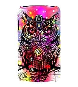 PrintVisa Owl Prowl 3D Hard Polycarbonate Designer Back Case Cover for Samsung Galaxy S3 Mini I8190 :: Samsung I8190 Galaxy S III Mini :: Samsung I8190N Galaxy S III Mini