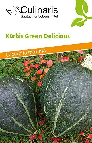 Culinaris 057 Kürbis Green Delicious (Bio-Kürbissamen)