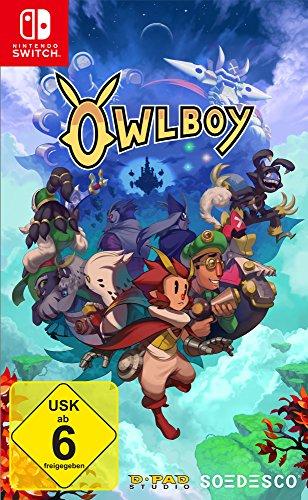 Owlboy [Nintendo Switch] (Rätsel Boy)