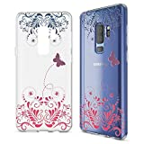 NALIA Case compatible with Samsung Galaxy S9 Plus, Phone