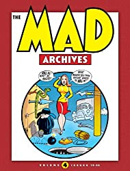 Mad Archives Volume 4 HC: 19-24