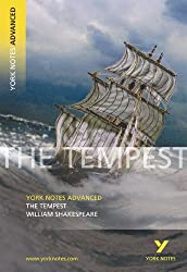 Tempest: York Notes Advanced: William Shakespeare