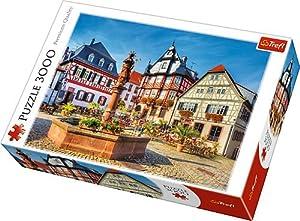 Puzzle 3000 Rynek w Heppenheim Niemcy