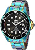 Invicta Men's 'Pro Diver' Automatic Stainless Steel Diving WatchMulti Color (Model: 26601)