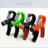 Brand Plastic Adjustable Hand Grip Fitness Pinch Meter Portable Hand Expander Hand Gripper Exerciser Tool Fast