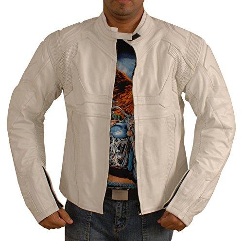 Jack Harper Oblivion Movie Tom Cruise Motorcycle Leather Jacket