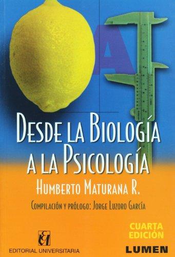 Desde La Biologia A LA Psicologia
