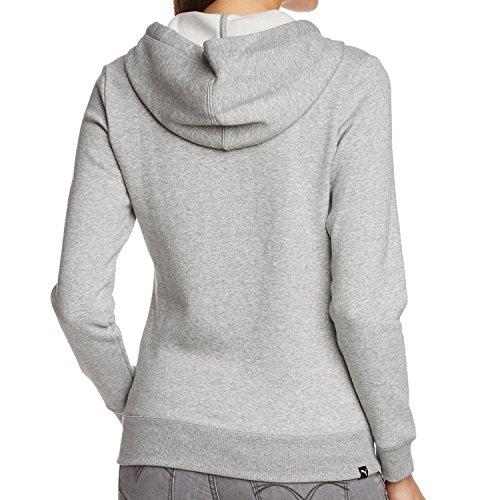 PUMA veste pour femme fun q5 hd sweat-shirt à capuche Gris