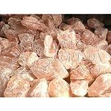 Mineral Import - Cuarzo Rosa en Bruto Calidad A (pack 1 kg) - 249VC
