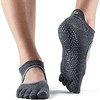 Toesox Full Toe Bellarina - Calcetines de Yoga Unisex adulto