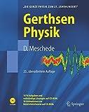 Gerthsen Physik, inkl - CD-ROM - Christian Gerthsen
