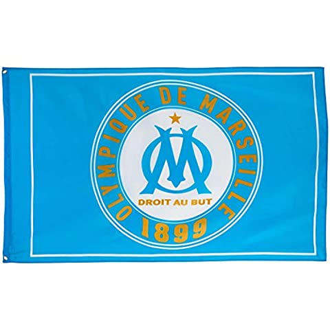 Echarpe Marseille - Drapeau OM - Collection officielle Olympique de