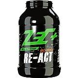 ZEC+ Re-Act Shake | All-in-one Post Workout Formel mit essentiellen Aminosäuren | Creatin-AKG | Glutamin-AKG | Ergogenics | Geschmack SPICY ORANGE 1800g