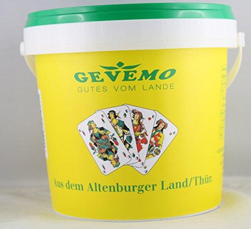 Frisches, rohes Sauerkraut 1x 1kg Eimer (nicht pasteurisiert) GEVEMO