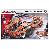 Meccano - 6032898 - Jeu de Construction - Lamborghini Aventador
