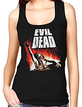 35mm - Camiseta Mujer Tirantes - Evil Dead - Movie - Women'S Tank Top
