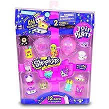 Shopkins - Blister 12 (Giochi Preziosi HPK82010)