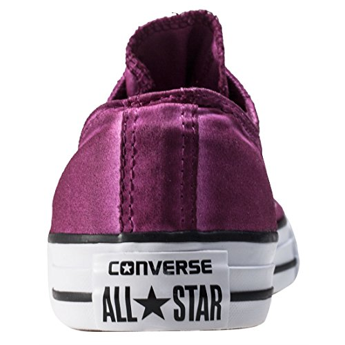 Converse Leather Boot Mid fodera Pinecone Brown 134478C Magenta