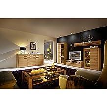 Suchergebnis Auf Amazonde Für Wohnwand Wohnzimmermöbel Kernbuche