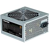 UNYKAch ATX 300W 300W ATX Aluminio - Fuente de alimentación (300 W, 230 V, 50 - 60 Hz, 3 - 5, Activo, 12,4 W)