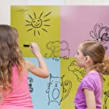 Selbstklebende Folie für Wände, Möbel & Spielzimmer, 60x300cm