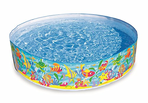 Falt-pool (Intex 56452NP - Snap-Set Pool Ocean Play)