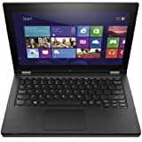 Lenovo IdeaPad Yoga 11-inch Touchscreen Convertible Laptop (Silver) - (Nvidia Tegra T30 1.3GHz, 2GB RAM, 64GB SSD, WLAN, BT, Webcam, Integrated Graphics, Windows 8 RT)