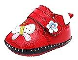 EOZY Zapatos Bebé Niñas Primeros Pasos Suela Antideslizante Patucos...