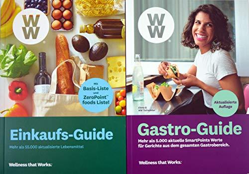 Weight Watchers Einkaufs-Guide + Gastro Guide 2019 *mit ZeroPoint Foods*