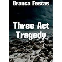 Three Act Tragedy (Portuguese Edition)