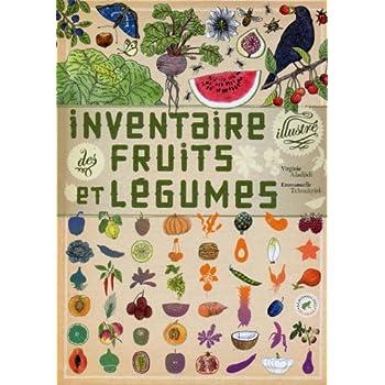 Inventaire illustré des fruits et légumes