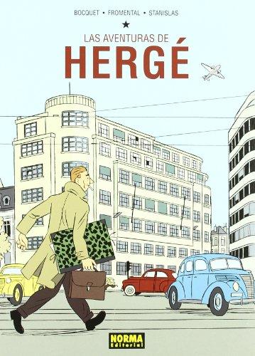 LAS AVENTURAS DE HERGÉ (BIOGRAFÍA) por Jose Louis Bocquet