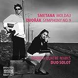 Smetana: Moldau - Dvo?ák: Symphony No. 9 (Transcription for Piano Duet)