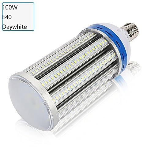 XJLED® 5th Generation 100W led Corn Light Daywhite SMD5730,360 Beam