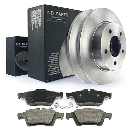 NB Parts Alemania 100706652x Freno + freno trasera