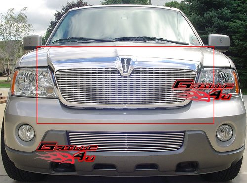 aps-l66544a-polished-aluminum-billet-grille-bolt-over-for-select-lincoln-navigator-models-by-aps