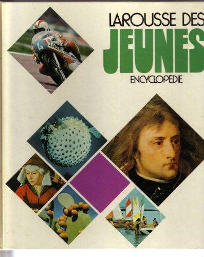 LAROUSSE DES JEUNES ENCYCLOPEDIE - TOME 6 - DE MOTO A POLES par Larousse
