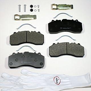 Autoparts-Online Set 60009263 LKW Bremsbeläge SB7 SN7 SB7000 Vorne Oder Hinten