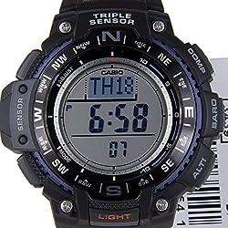 1000-1AE SGW-Altímetro y Brújula y Barómetro Con Termómetro Digital