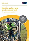 Health, Safety and Environment Test for Operatives and Specialists: GT 100/16 2016 (Paperback)