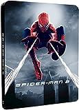 Spider-Man Steelbook / Lenticular Cover / Region Free Blu Ray