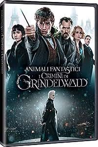 Animali Fantastici - i Crimini di Grindelwald  (DVD)