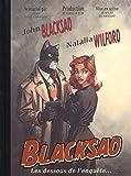 Blacksad - Les dessous de l'enquête...