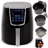 Kesser Xl Fritteuse Heiluft Ofen Friteuse Grill Fettfrei Cooker Heiluftfritteuse 4 Liter Airfryer