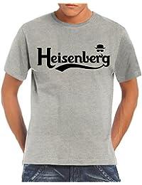 Touchlines Herren T-Shirt Heisenberg Fly