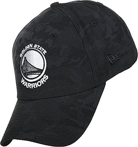 Casquette Golden State Warriors NBA camo gray
