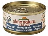 HFC Almo Nature Natural Tonno con Vongole 70 gr 1 Lattina